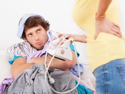 4 spôsoby, ako donútiť manžela upratovať